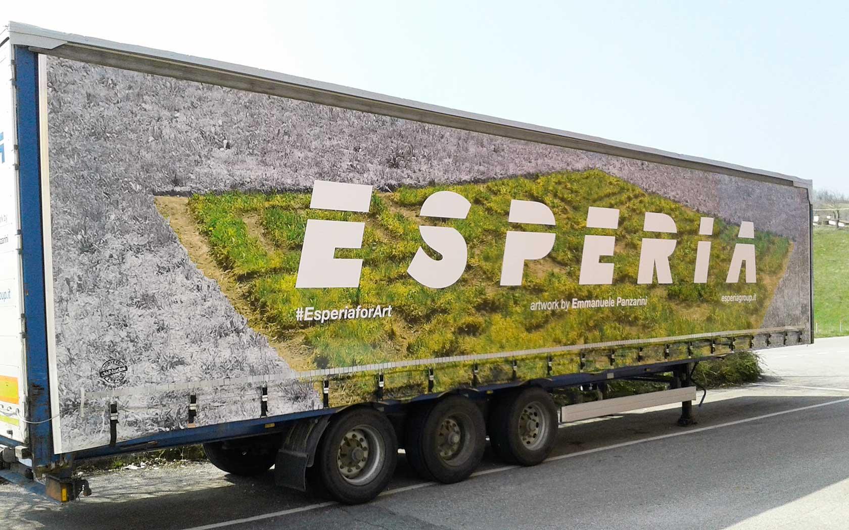 #EsperiaforArt – opera Land Code