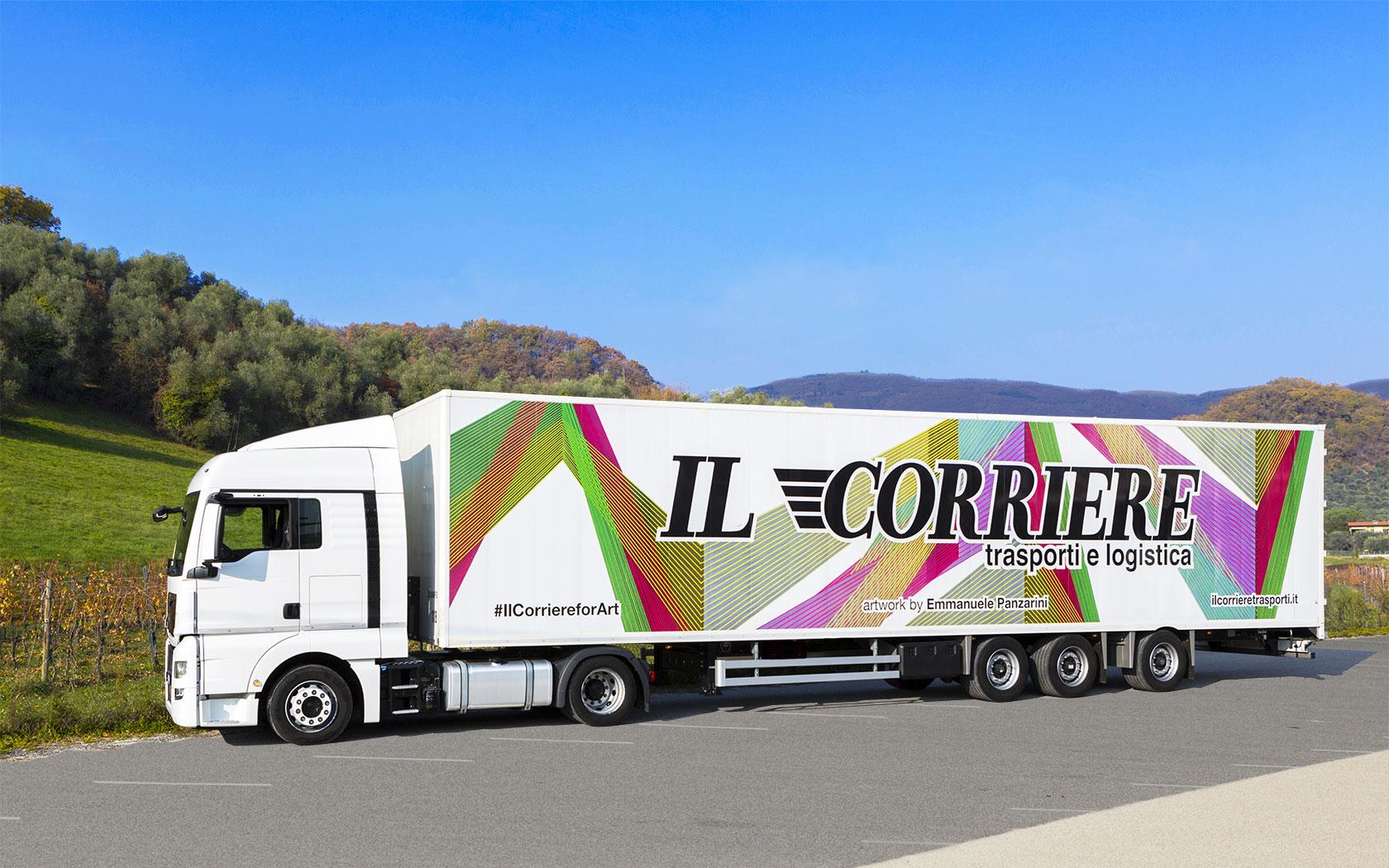 #IlCorriereforArt – opera Lines