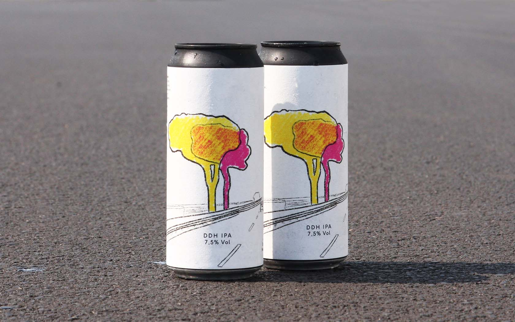 la Birra senza nome – CRAK Brewery