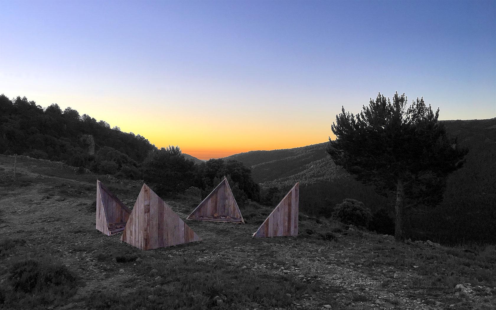 Wooden Cube – Vistabella, Valencia