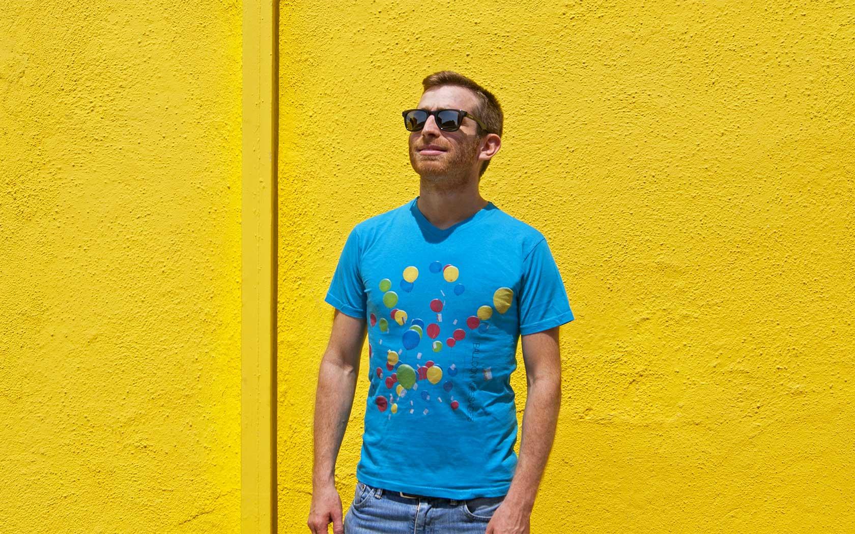 Art-Shirt Collection – opera Balloon Messages