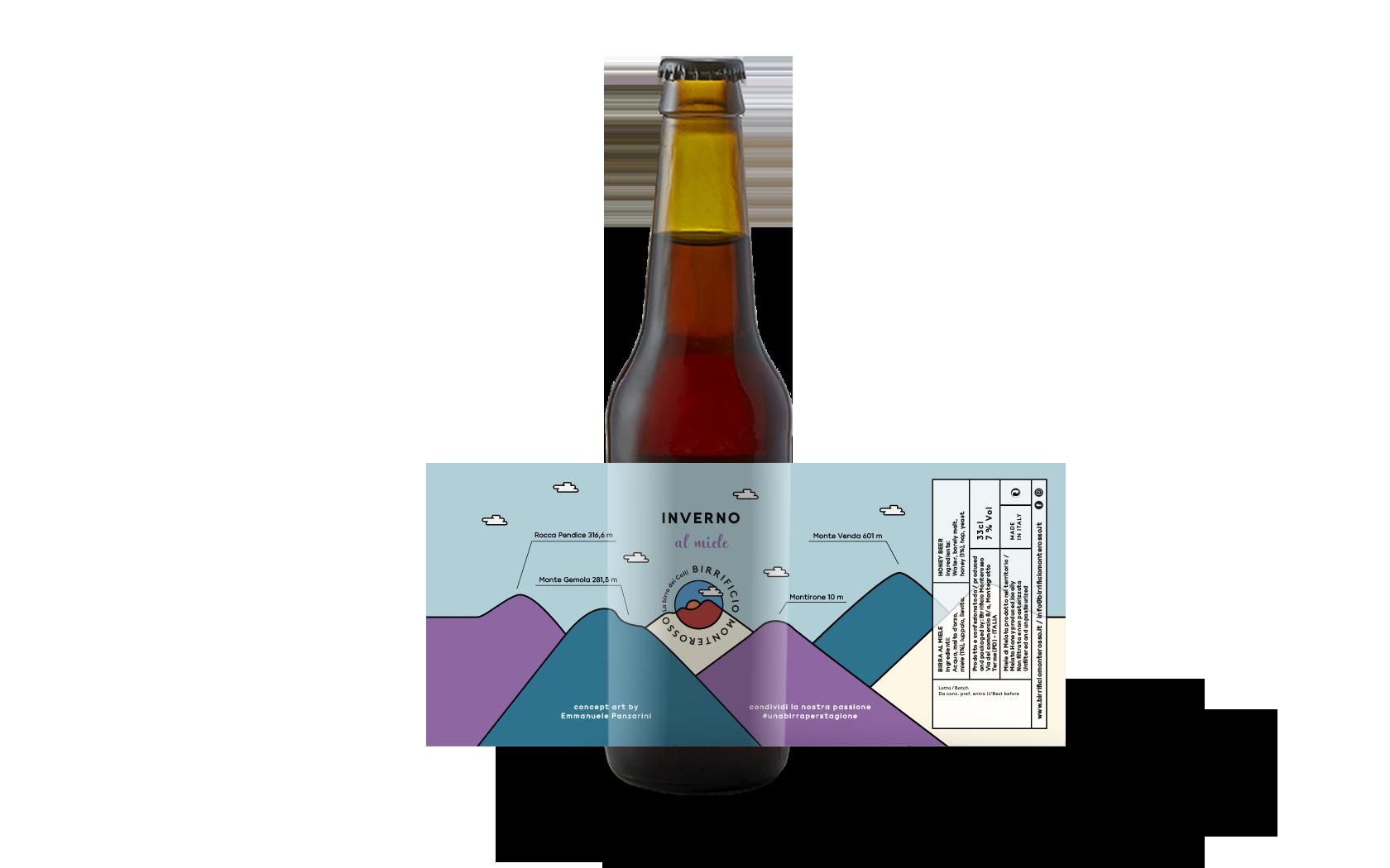 Birra Inverno – Birrificio Monterosso