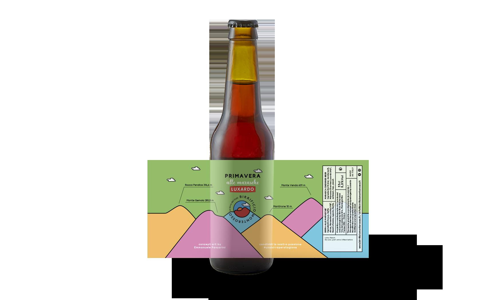 Birra Primavera – Birrificio Monterosso