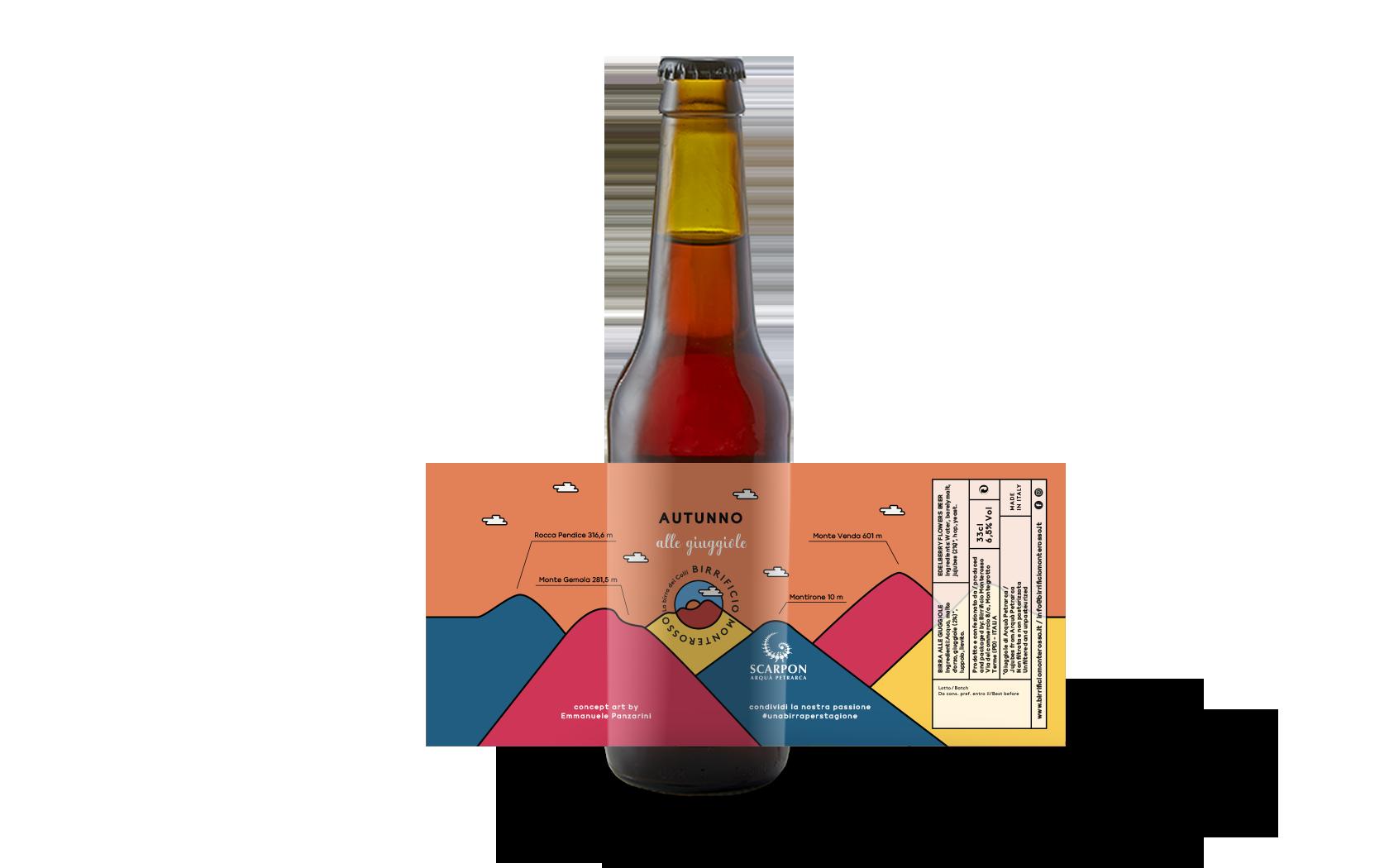Birra Autunno – Birrificio Monterosso